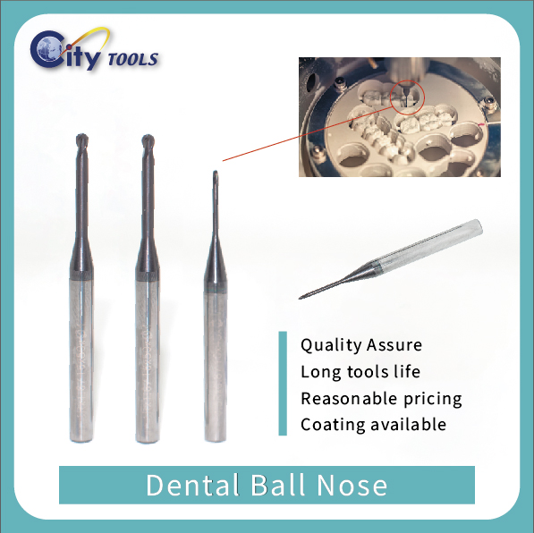 Customized Product - Dental Ball Nose
