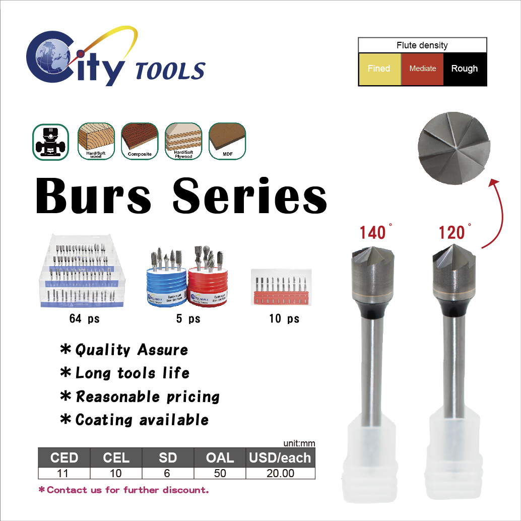 BURS Set - Customized